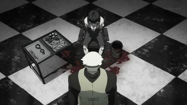 Tokyo Ghoul ep 12 - image 12