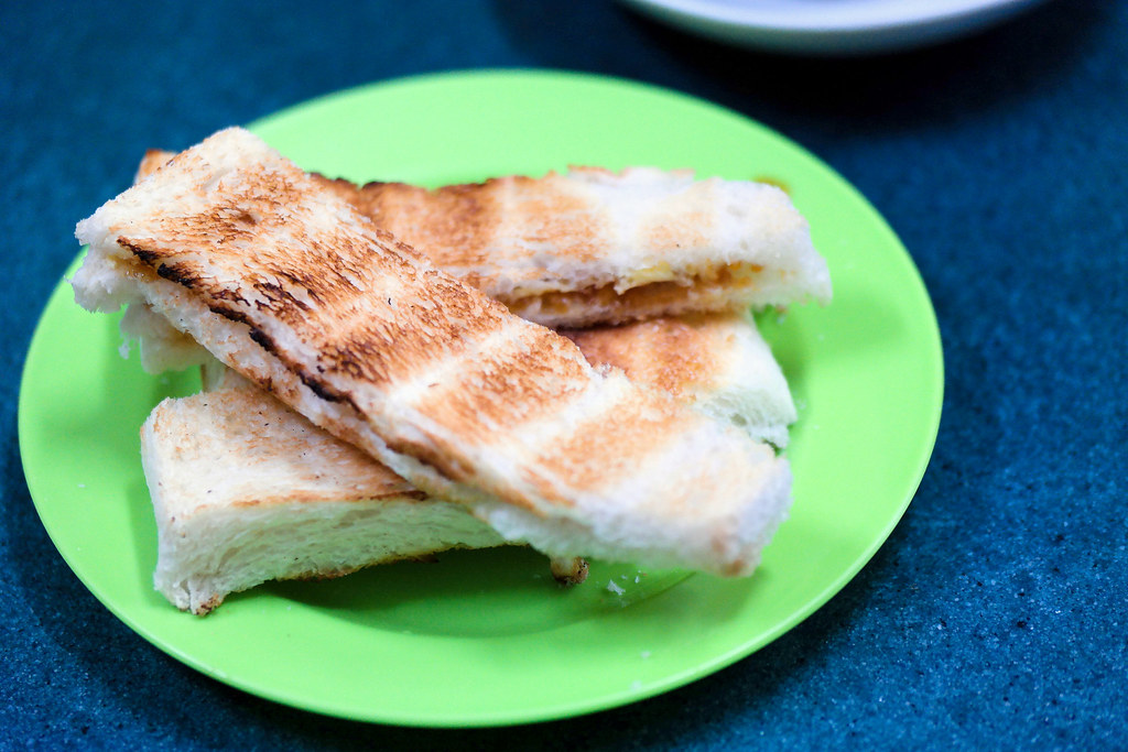 Ipoh Food Guide: Sin Yoon Loong's Toast Bread
