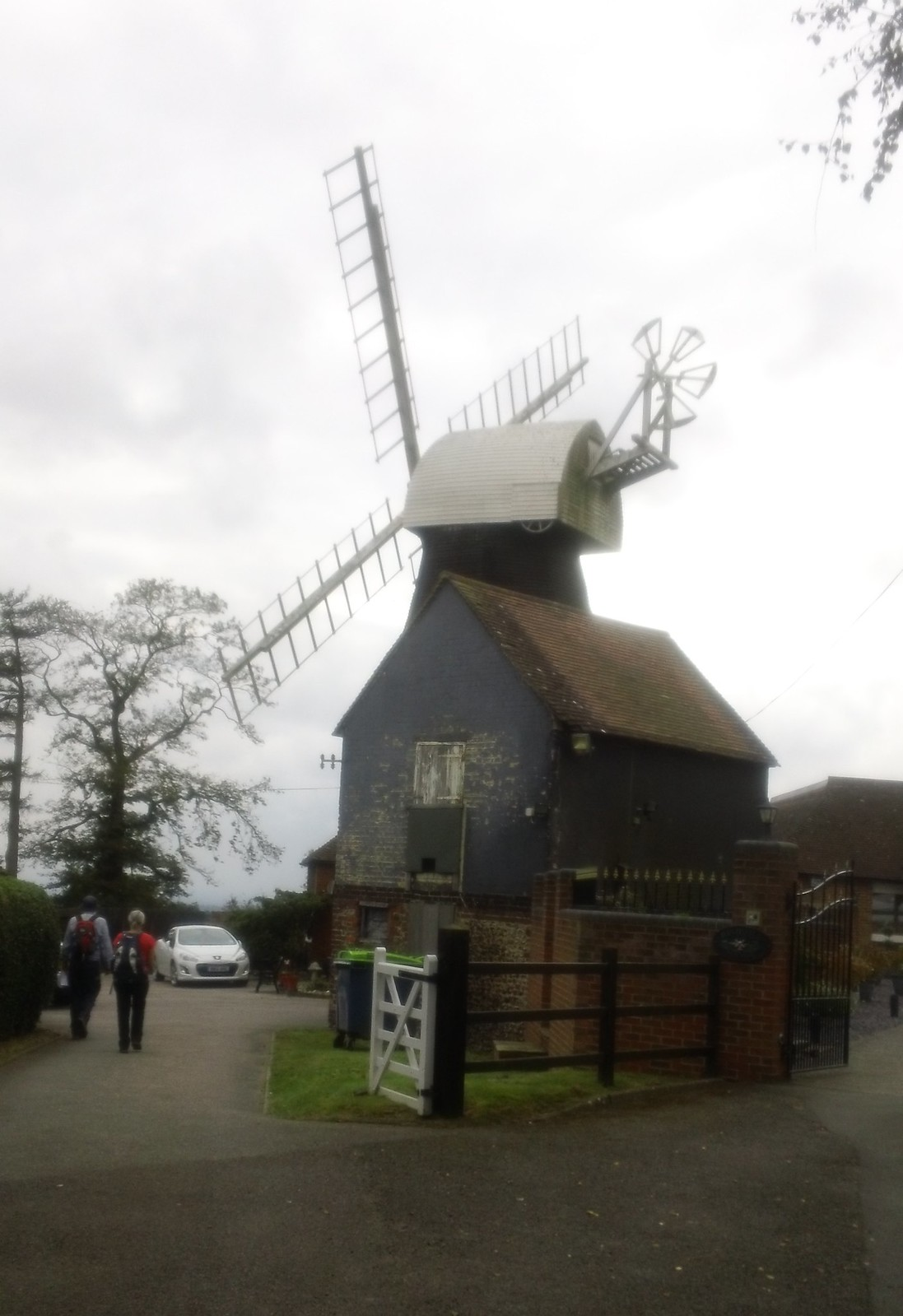 Windmill ..near Mill House Lodge, Kent