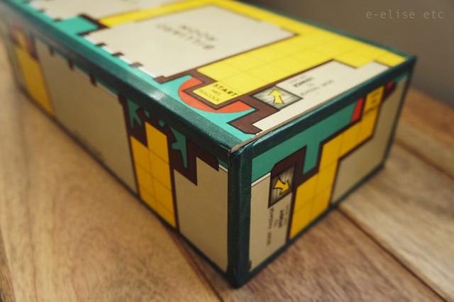 cluedo board box diy 2
