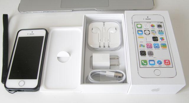 iPhone箱 付属品一式