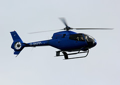Eurocopter EC-120 - Bournemouth 13-9-14
