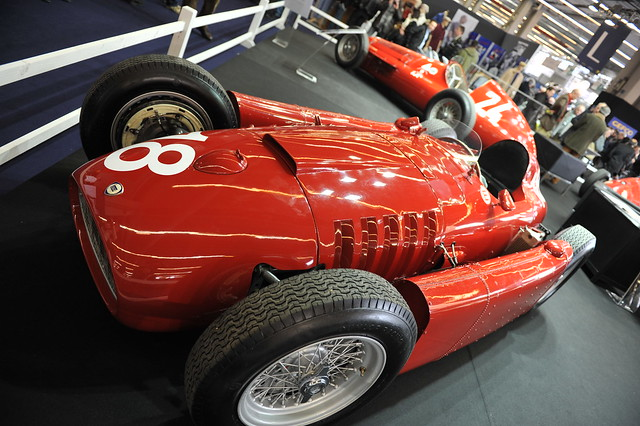 Expo Juan Manuel Fangio (2011)