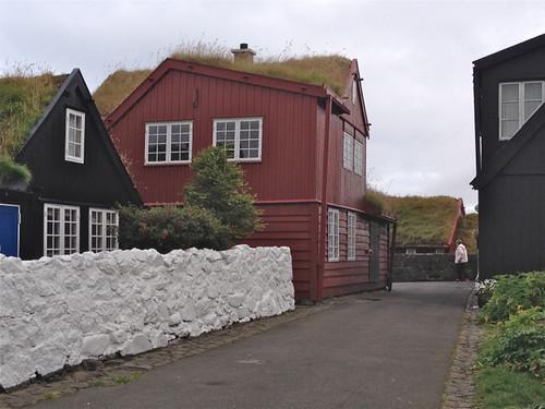 Faroe Islands - Thorshavn old town 2
