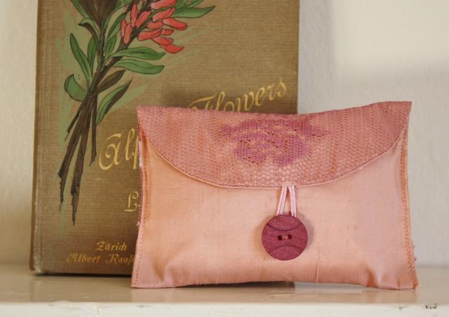 pink silk purse