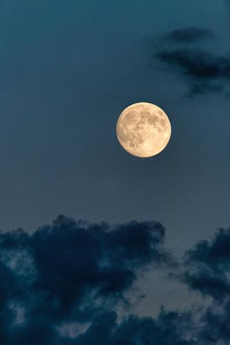 columbus sunset wisconsin unitedstates moonrise ©jrj