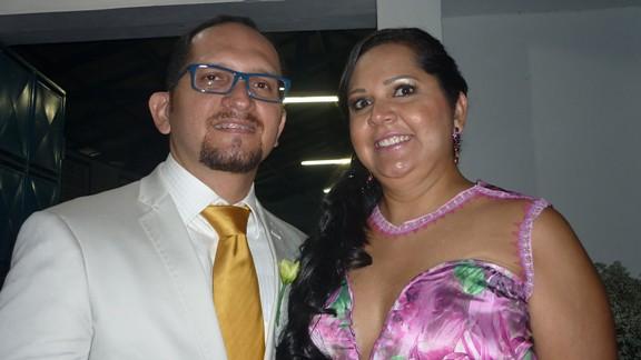Eduardo Jennings e Yara Lucia Jennings