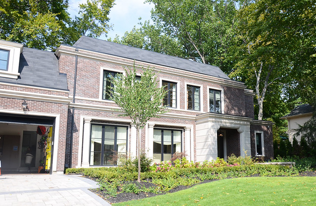 Princess Margaret Showhome in Oakville by Brian Gluckstein
