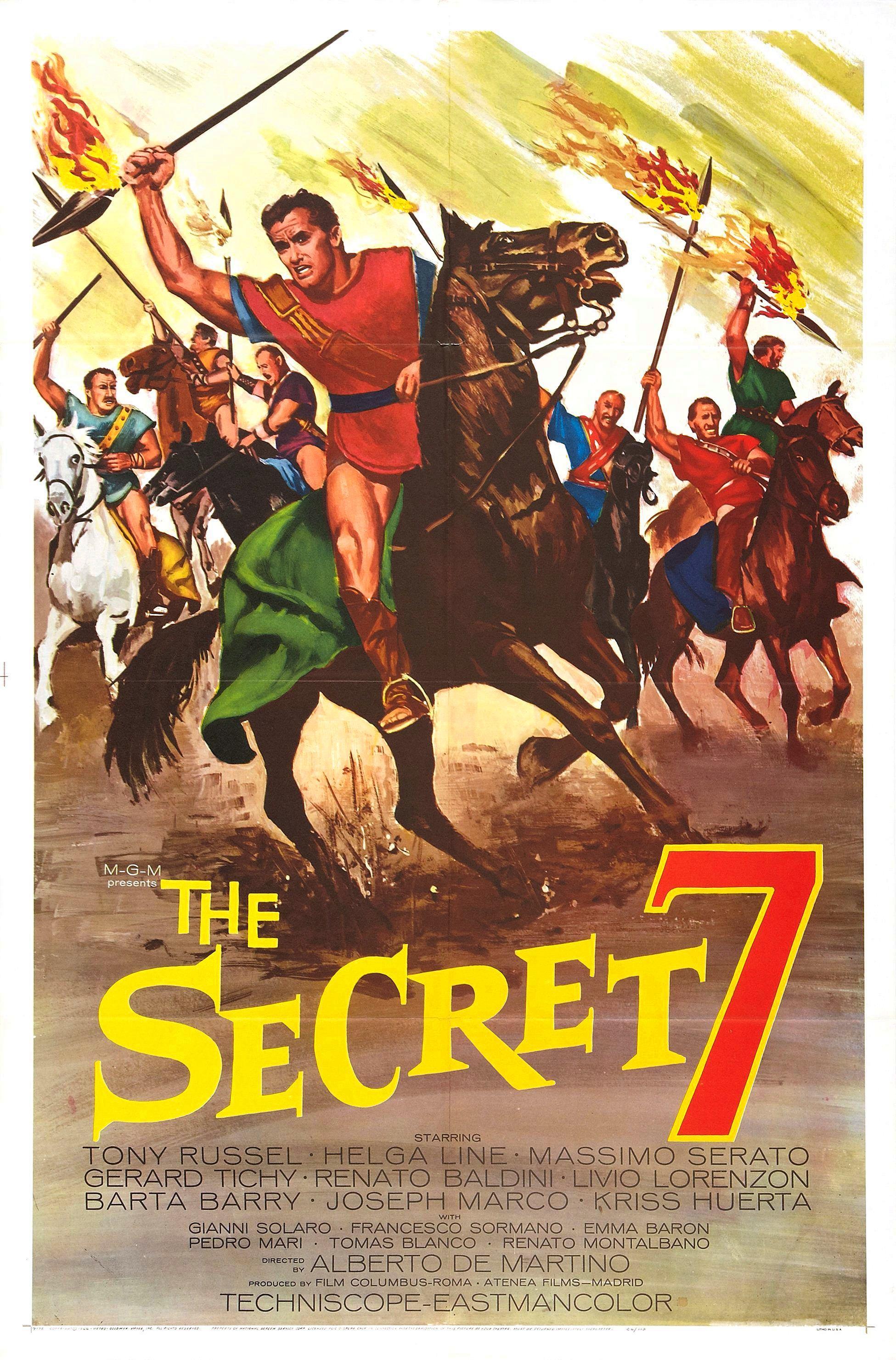 The Secret Seven (1963)