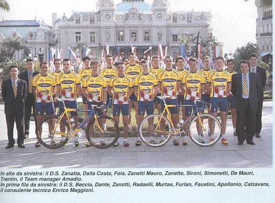 Vini Caldirola - Longoni Sport 1998
