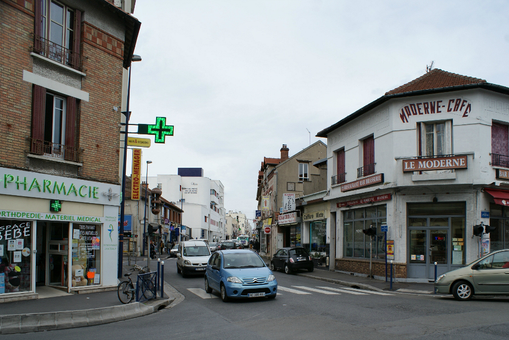 Drancy France  city photos gallery : Drancy France More information