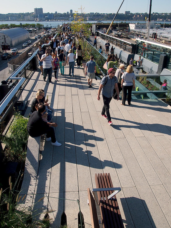 High Line Section 3