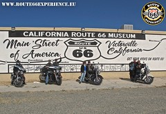 West Route 66 Experience, march 2015