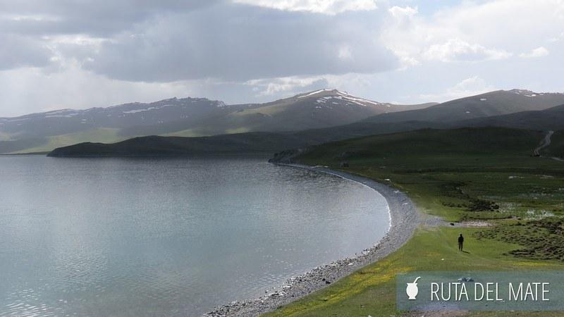 Lago Song-Kol Kirguistán (16)