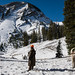 Small photo of Checking out the Wyoming winter wonderland
