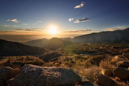 albuquerque newmexico mountain sandia sunset sundown forest sky
