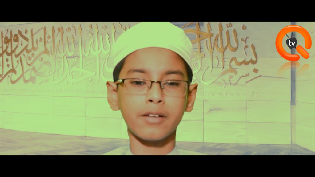 Beautiful Voice Quran Recitation Really Emotional for kids