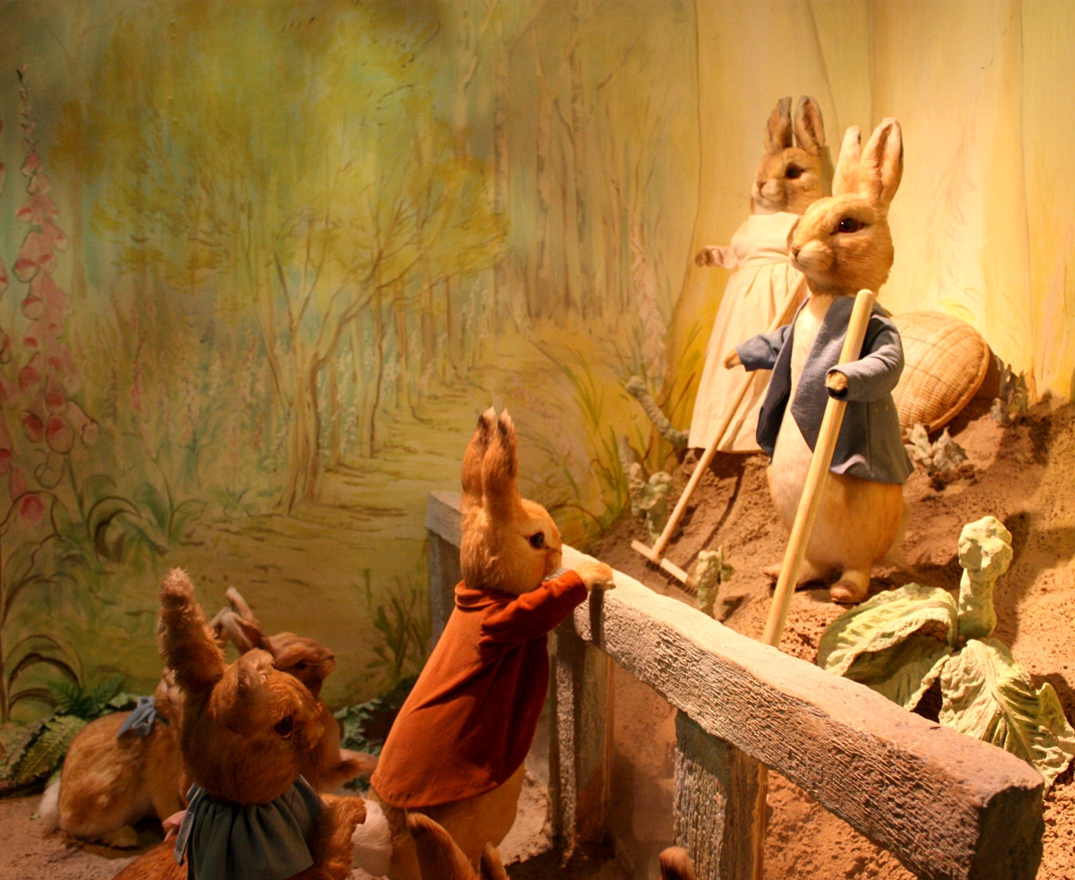 The World of Beatrix Potter Attraction, Windermere, Lake District. Credit Ann Lee, flickr