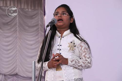 Babu Simran from Akola, expresses her views