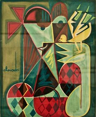 Untitled (Undated) - José Almada Negreiros (1893 - 1970)