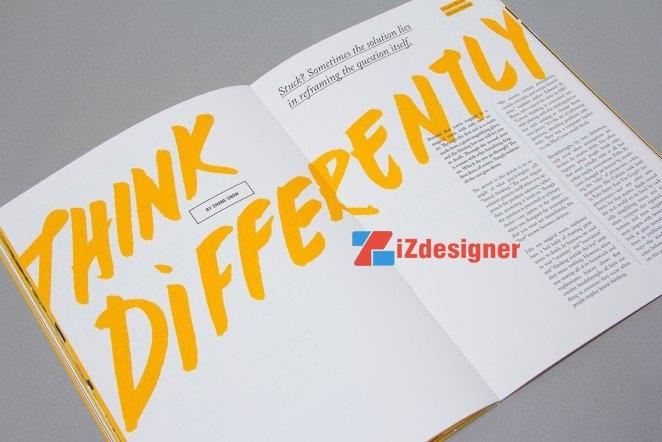 Những kỹ thuật thiết kế layout tạp chí phải biết