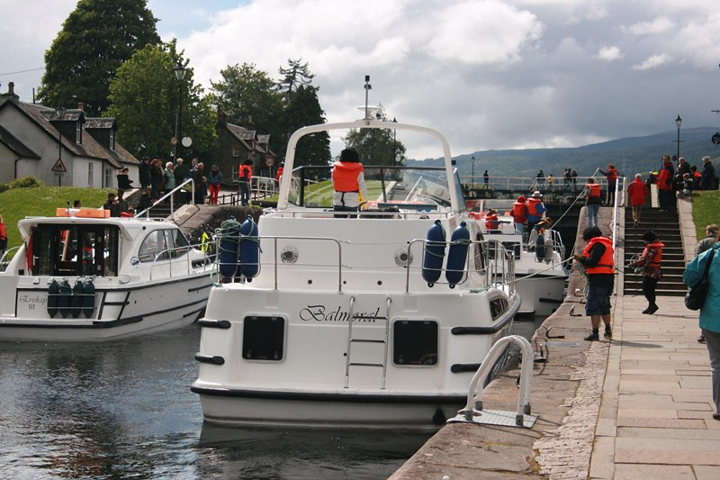 Fort Augustus and the Caledonian Canal (116)