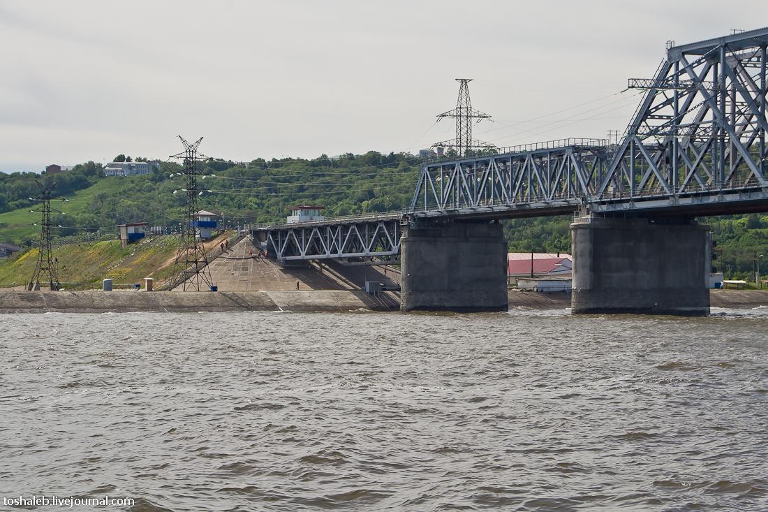 Куйбышевское водохранилище-48