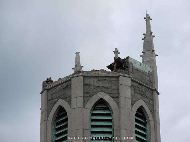 Eglise Notre-Dame-de-la-Paix demolition 28/05/14 02