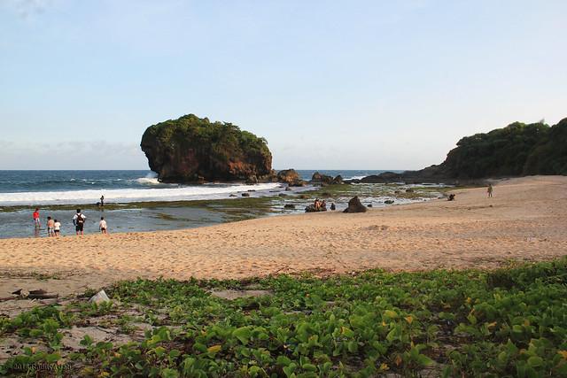 Jungwok, The Beach