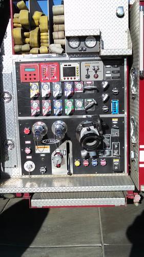 Fernley Fire Truck