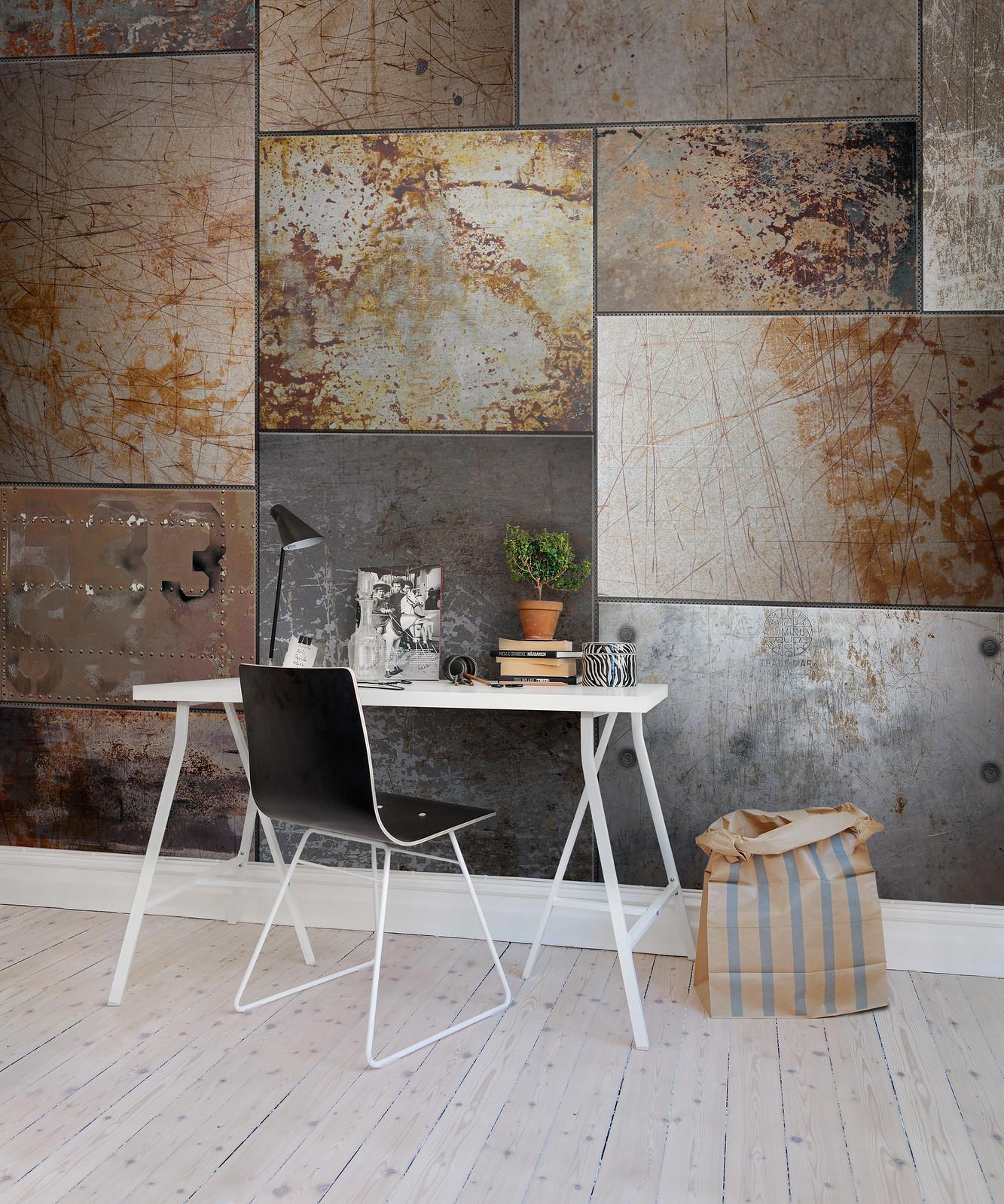 原來壁紙可以打造出這麼多種居家風格 – REBEL WALLS