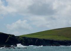 Toward Dunmore Head
