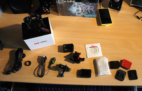 AEE S70 MagiCam   gera alternatyva GoPro Hero 3?