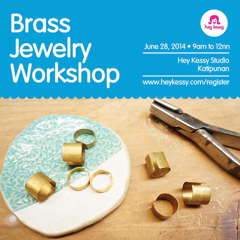 Brass Jewelry Workshop
