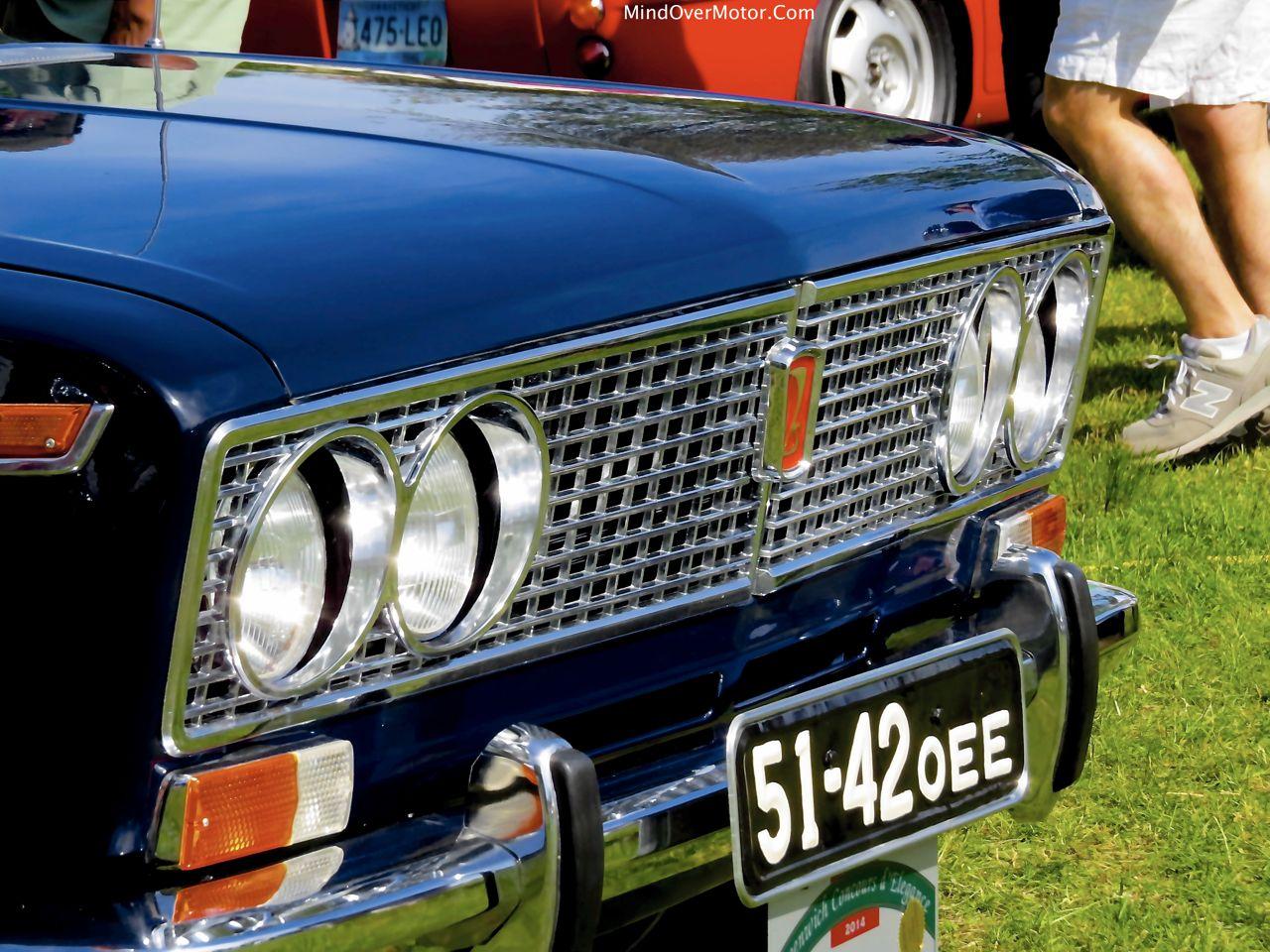 VAZ 21033 Front Clip