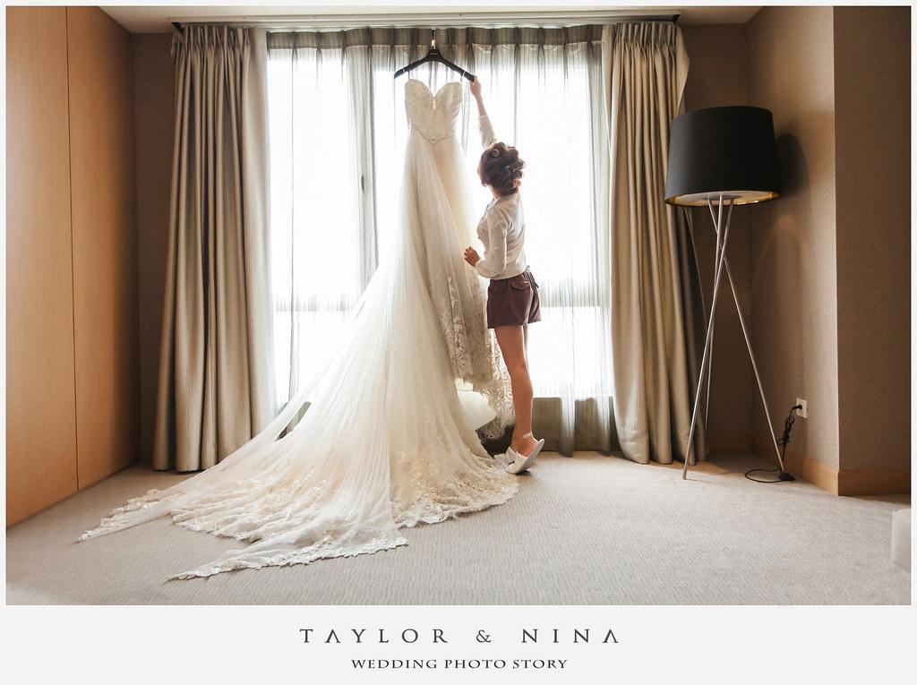 婚攝 翰品酒店 婚禮紀錄-003