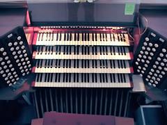 The First Baptist Church Organ