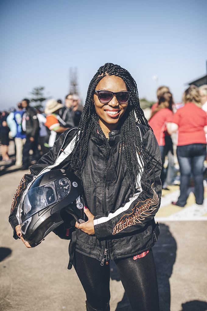 Harley Davidson Desmond Louw South Africa 0514