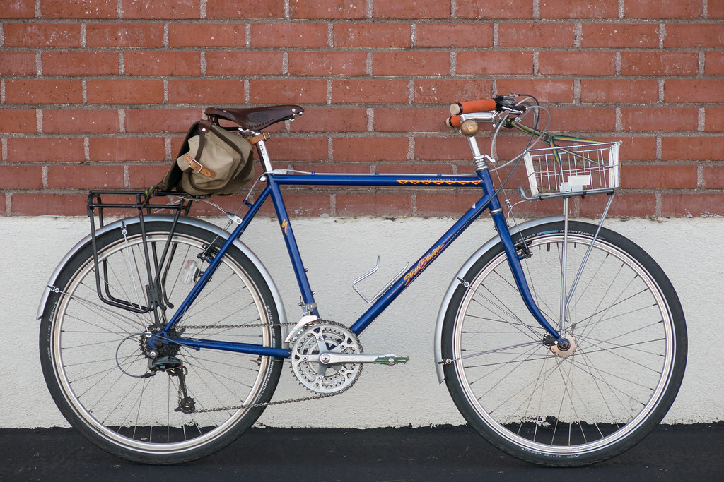 1988 Specialized Street Stomper Commuter