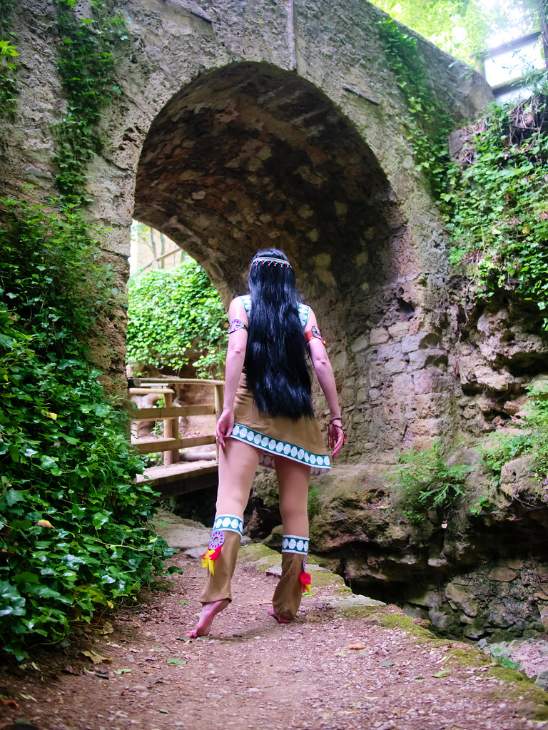 related image - Shooting Yuuko Ichihara - XxxHOLiC -  Vallée de Saint Pons - 2014-05-25- P1850655
