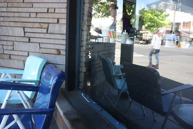 Chairs at Bauhaus