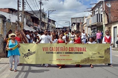 VIII CALDEIRÃO CULTURAL