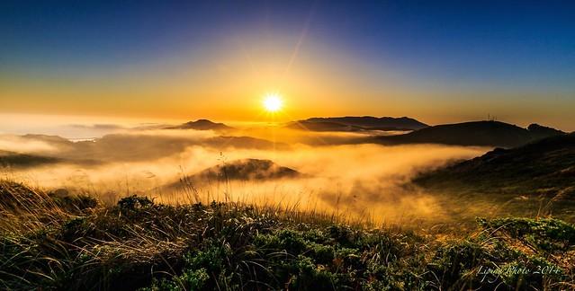 Sunset @ Slacher Hill