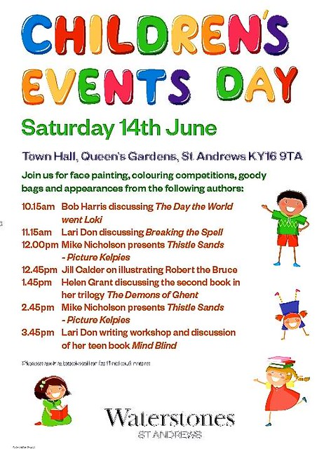 St Andrews children's events day