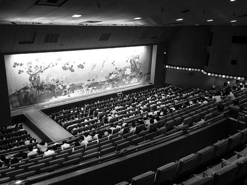 歌舞伎鑑賞教室「ぢいさんばあさん」 : 懐古の感覚。