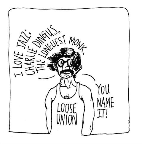 Loose Union Tee