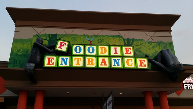 Foodie Entrance. Jungle Jim's, Ohio