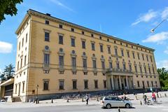 Uppsala university building