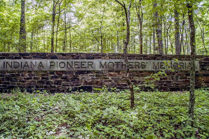 Hoosier National Forest - Pioneer Mothers Memorial Forest - June 8, 2014