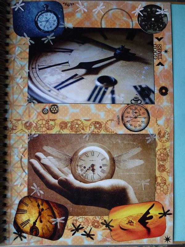 Smash book: time